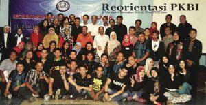 keluarga besar pkbi