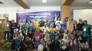 Staff dan Pengurus PKBI